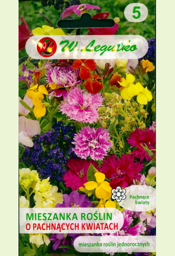 Fragrance mixture of Annuals