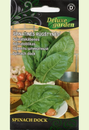 Spinach Dock